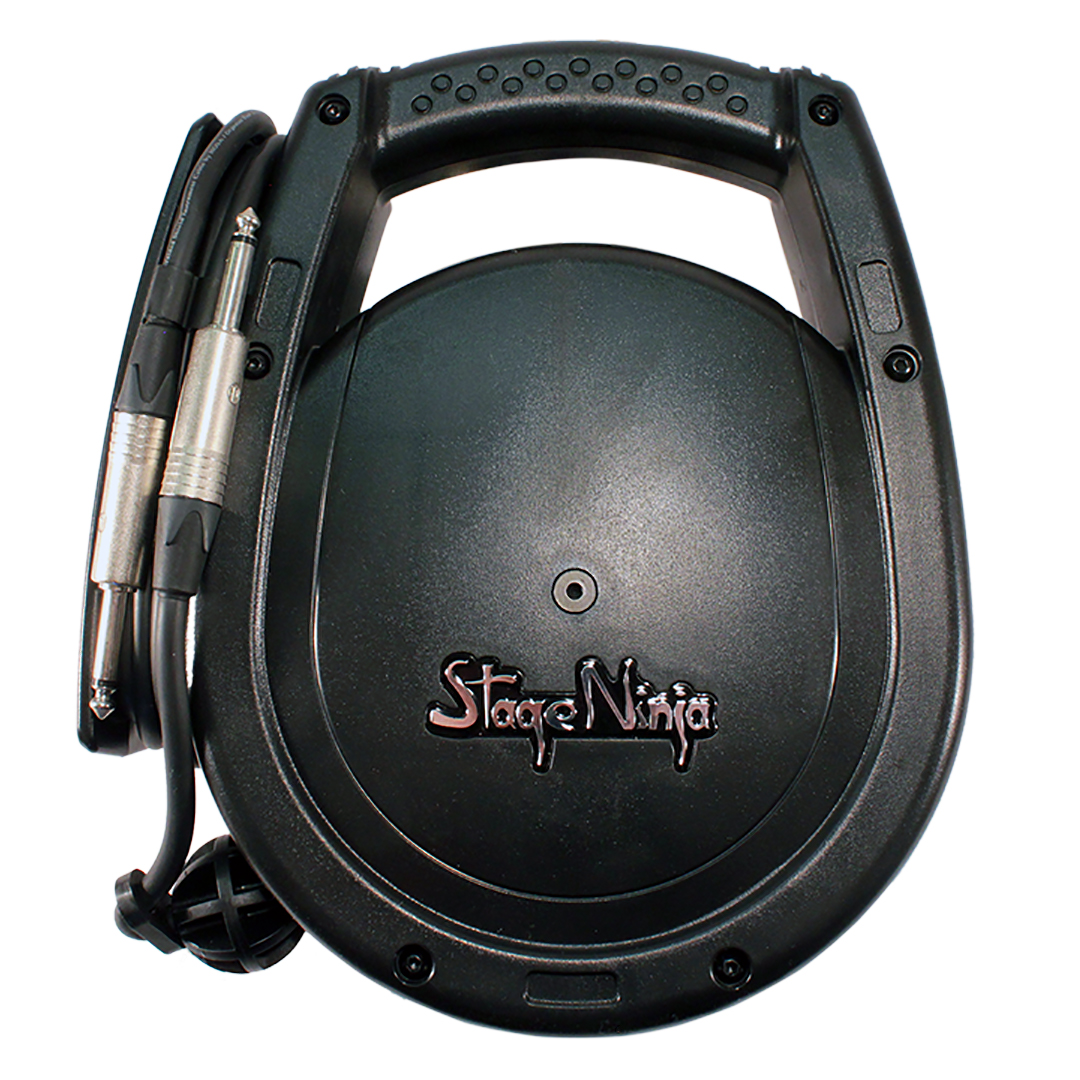 INS-26-S ] Stage Ninja® 20 Foot Retractable Instrument Cable Reel ...