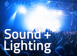 XLR DMX Sound + Lighting